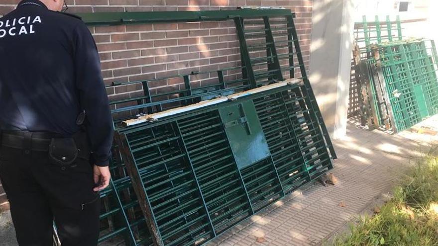 El depósito carcelario de Novelda lleva un año cerrado a la espera de la remodelación del Gobierno central