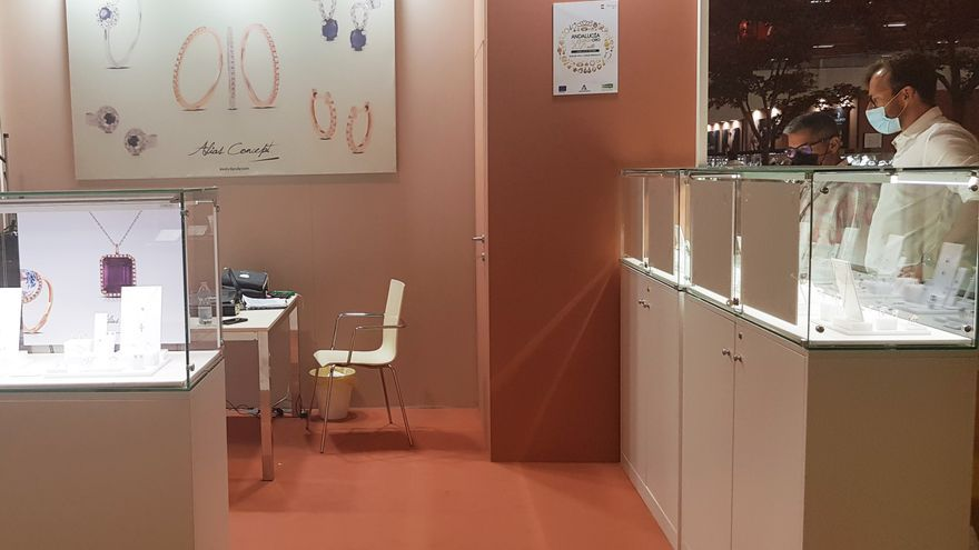 Extenda impulsa a la joyería cordobesa en el mercado internacional con su participación en Vicenzaoro