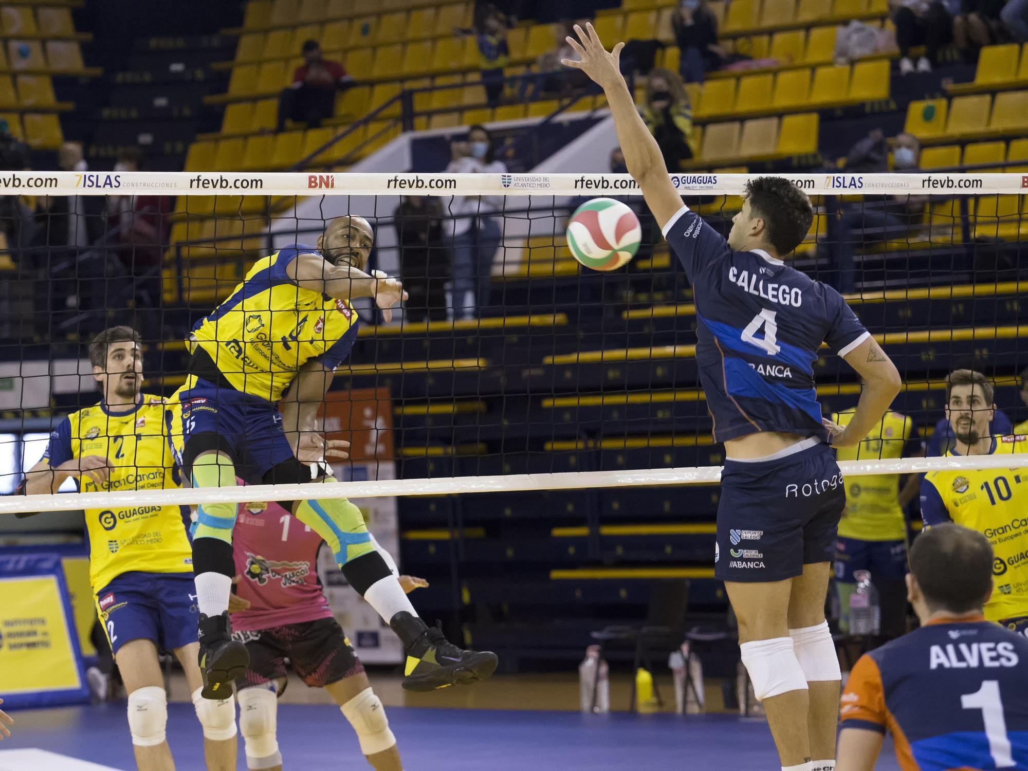 El Guaguas se mete en las semifinales de la Copa del Rey