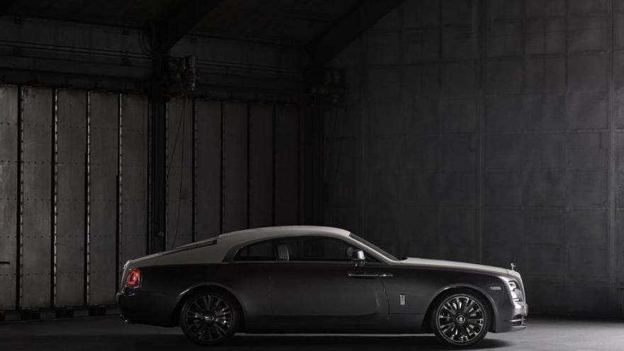 Rolls-Royce Wraith Eagle VIII: Una edición especial