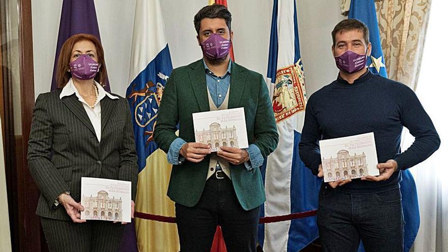 La pandemia marca el XXI aniversario de Aguere como Patrimonio Mundial