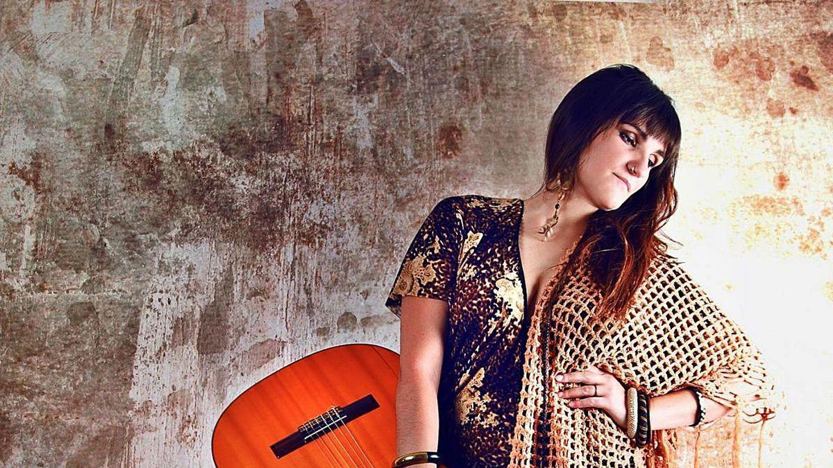 La cantante Rozalén, en una imagen promocional.