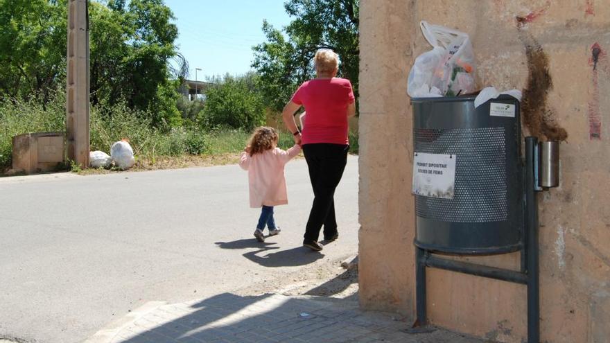 """Vecinos del Raiguer culpan a la """"masificación turistica"""" de la problemática ambiental"""