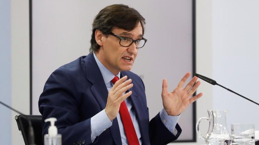Illa anuncia los 15 grupos prioritarios de vacunación a falta de decidir el orden