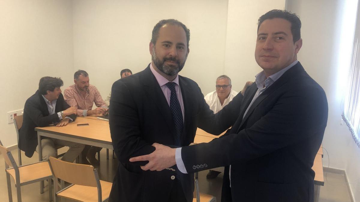 Enrique Merino deja la secretaría general de Hostecor