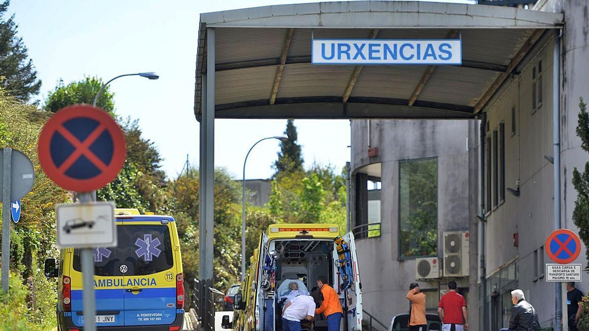 Hospital Montecelo de Pontevedra.