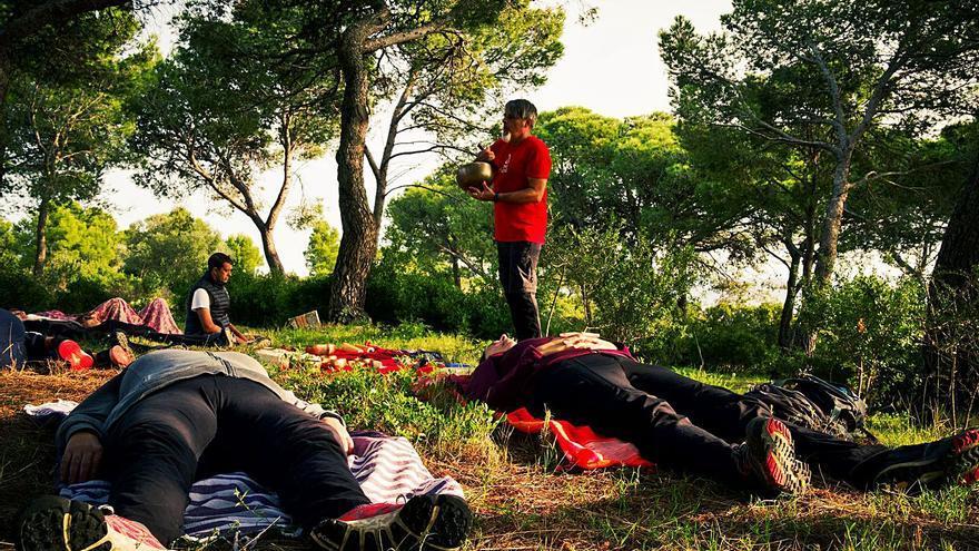 Sant Pere Pescador promou activitats de benestar i silenci, del 18 al 20 de juny