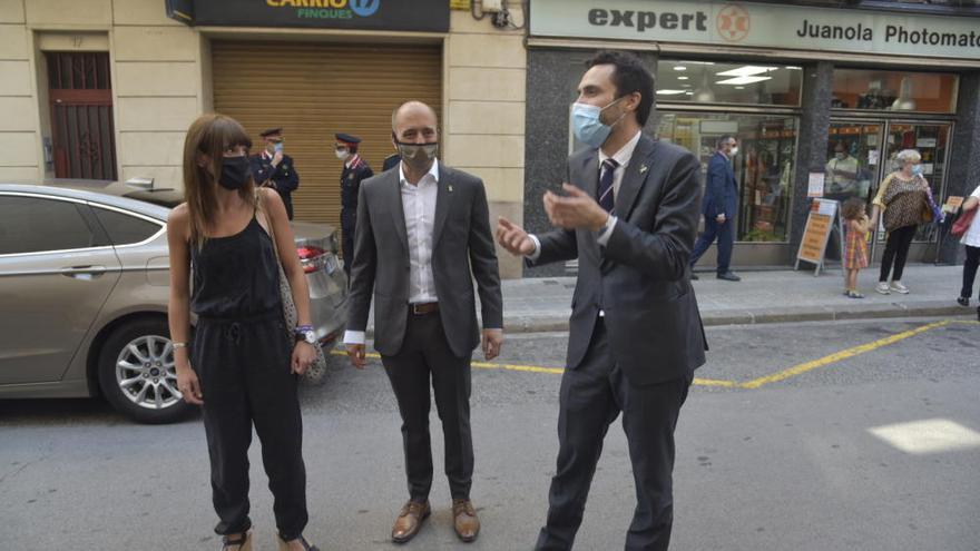 El republicà Marc Aloy ja és el nou alcalde de Manresa