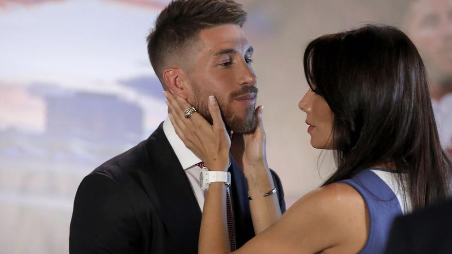 Sergio Ramos, positivo por covid