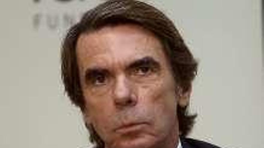 Fallece la madre de José María Aznar