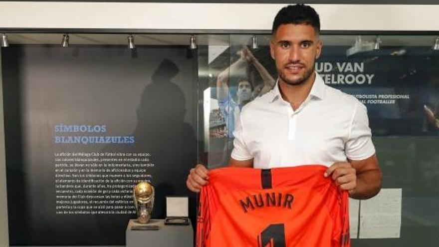 Munir y el Málaga CF separan sus caminos