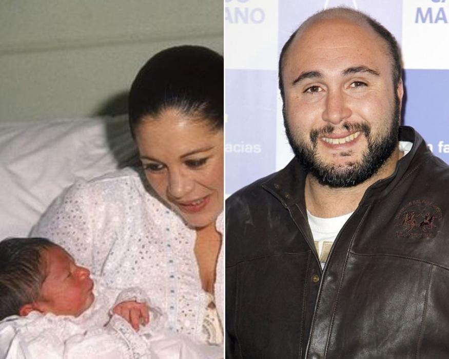 Kiko Rivera, el hijo de Isabel Pantoja y Paquirri.