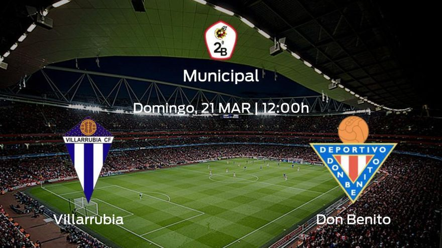Última jornada de la Primera Fase de Segunda B: previa del partido Villarrubia - Don Benito
