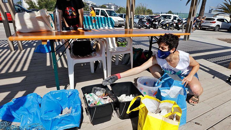 Clean Up Day: Una jornada para limpiar el litoral de Ibiza y Formentera