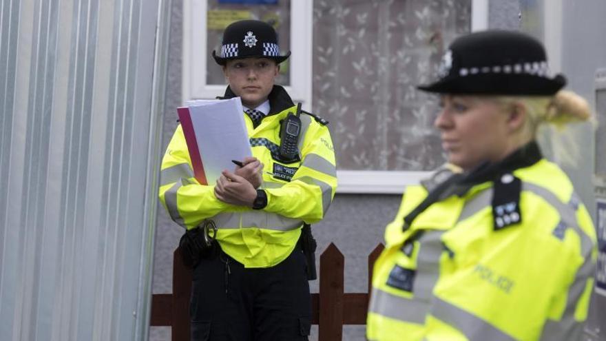 Arrestado un joven de 17 años por el atentado en el metro de Londres