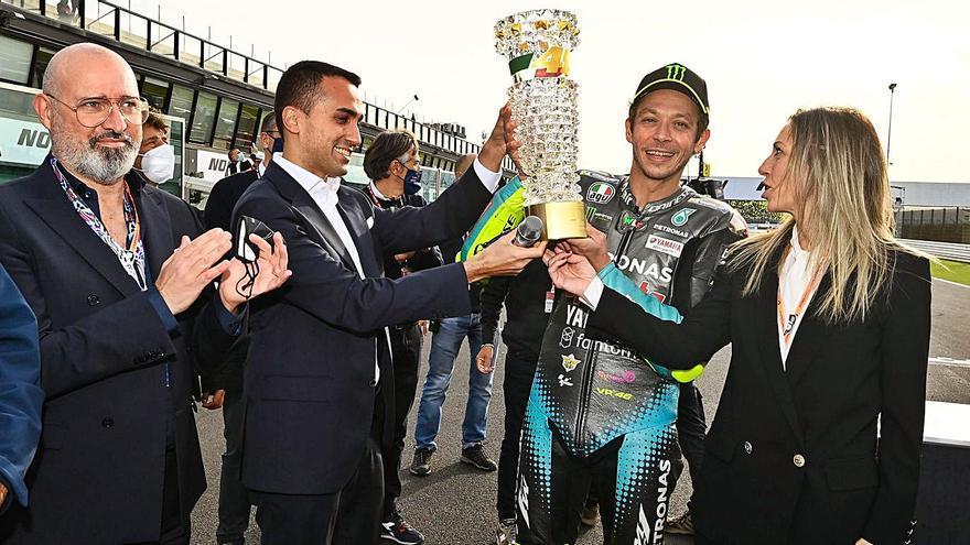 Márquez y Cheste, pesadillas de Rossi