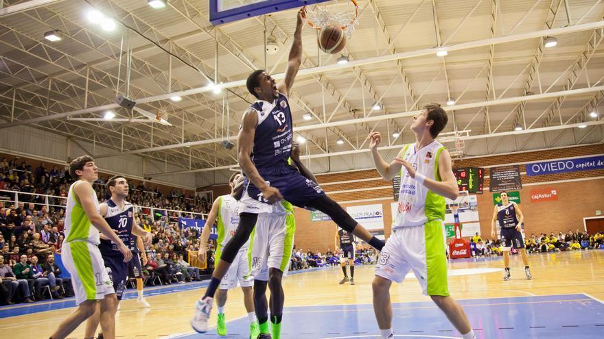 Ante el play-off de ascenso a la ACB del Oviedo Baloncesto: El efecto Pumarín