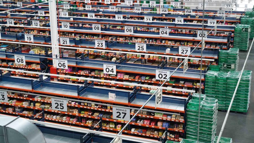 Mercadona inicia las obras de su centro de venta online en Alicante con 14 millones de inversión