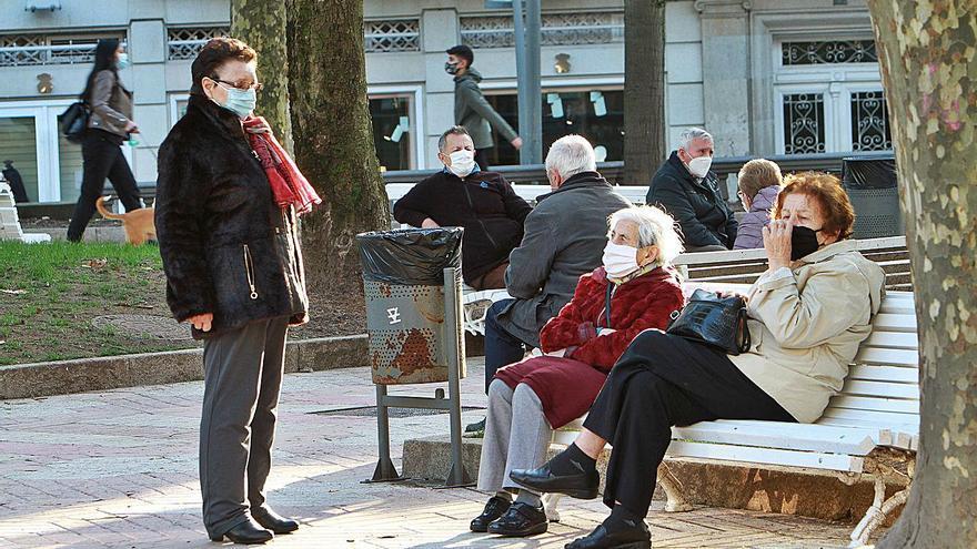 Ourense baja de los mil casos activos y regresa a cifras de final de la Navidad