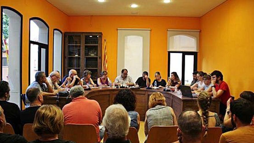 La CUP d'Arbúcies acusa el govern de crear un consell per «enriquir-se»