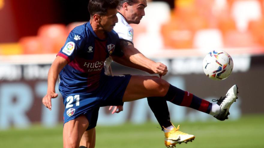 Grito de socorro en Mestalla (1-1)
