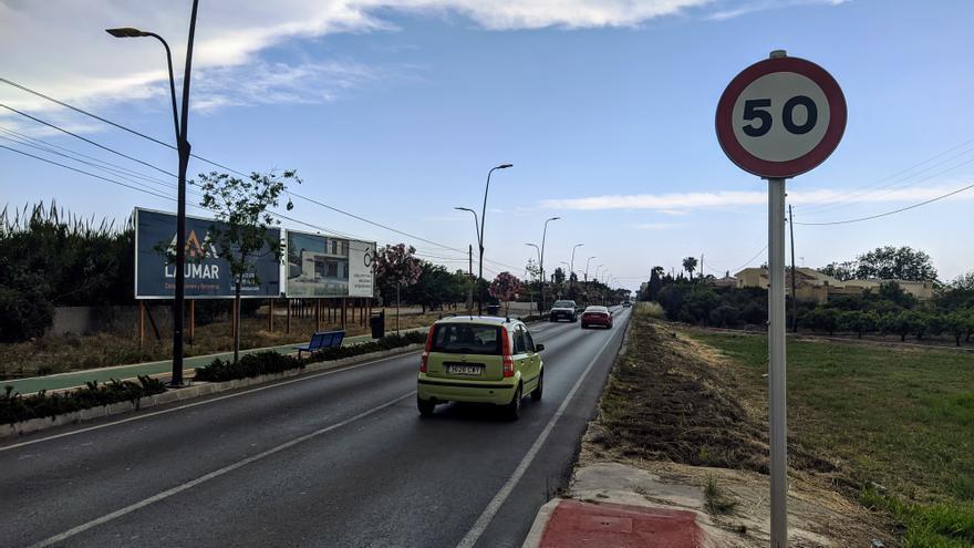 Las 18 calles y avenidas por las que Burriana dejará circular a 50 km/h