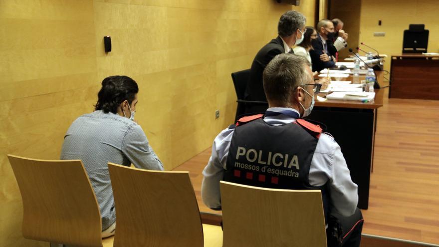 S'escull el jurat i comença el judici contra l'acusat per l'assalt violent i la mort d'una anciana a Sant Jordi Desvalls