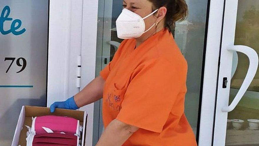 Coronavirus en Zamora: El Club Valcuevo dona 6.000 euros para mascarillas