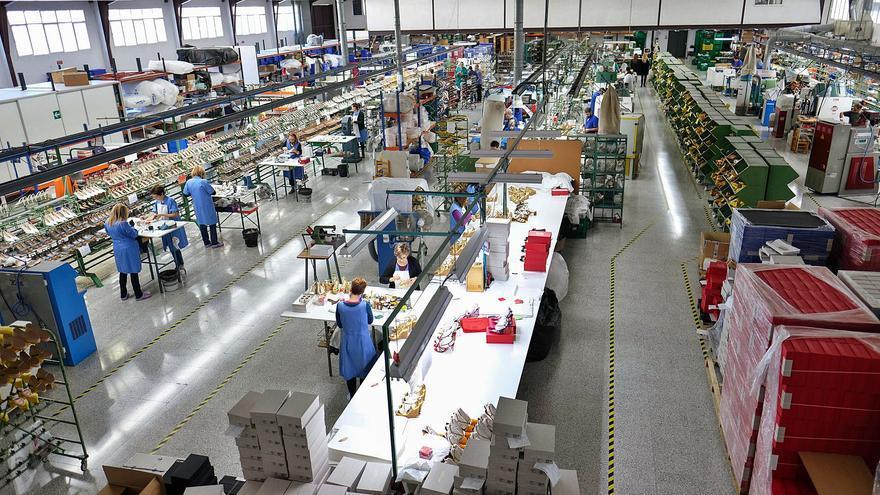 La reactivación crea 21.200 empleos en la provincia de Alicante pese a la caída de la industria