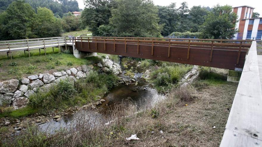 Aguas de Avilés limpiará el río Magdalena