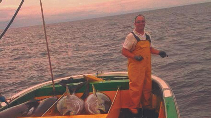 La peor zafra canaria del atún