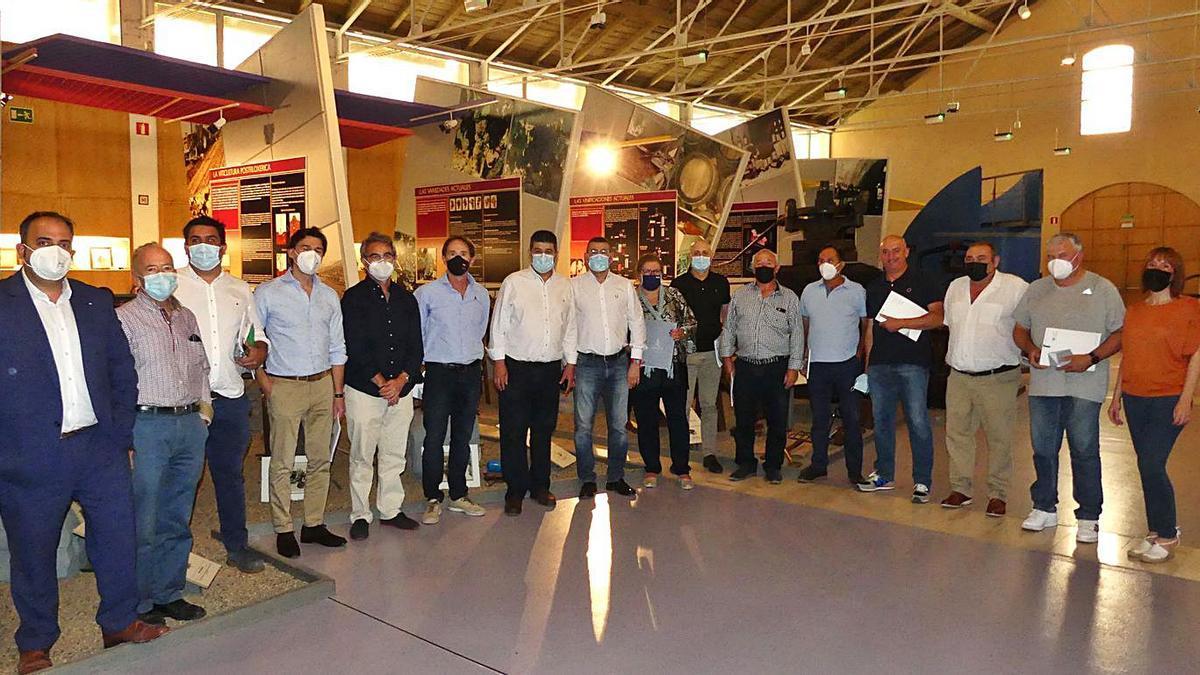 Nuevo pleno del Consejo Regulador de la Denominación de Origen Protegida Cariñena. | SERVICIO ESPECIAL