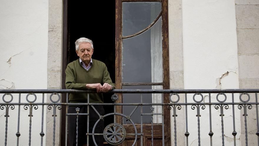 Fallece a los 100 años Hermógenes Foyo, memoria viva de la política forestal asturiana