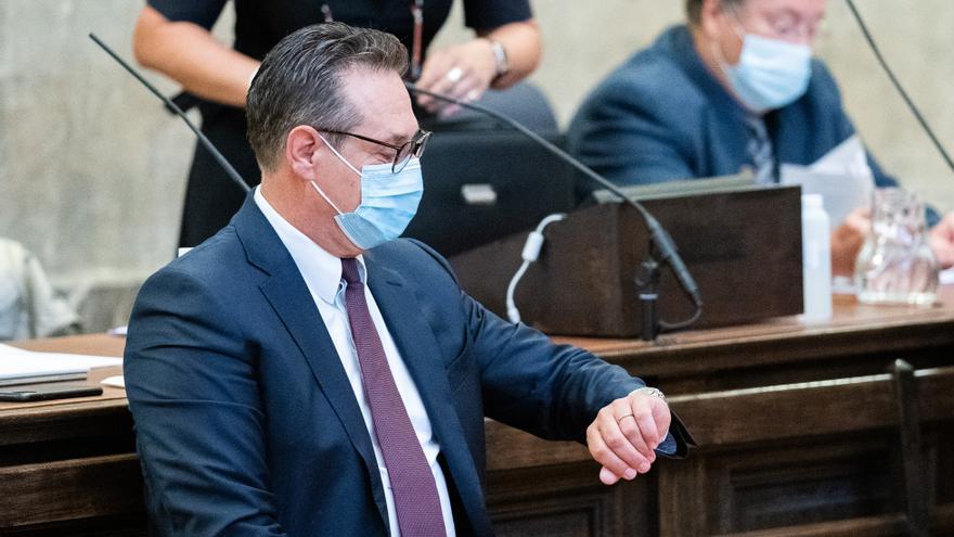 El ultranacionalista exvicecanciller austriaco Strache, condenado a 15 meses de prisión suspendida por cohecho