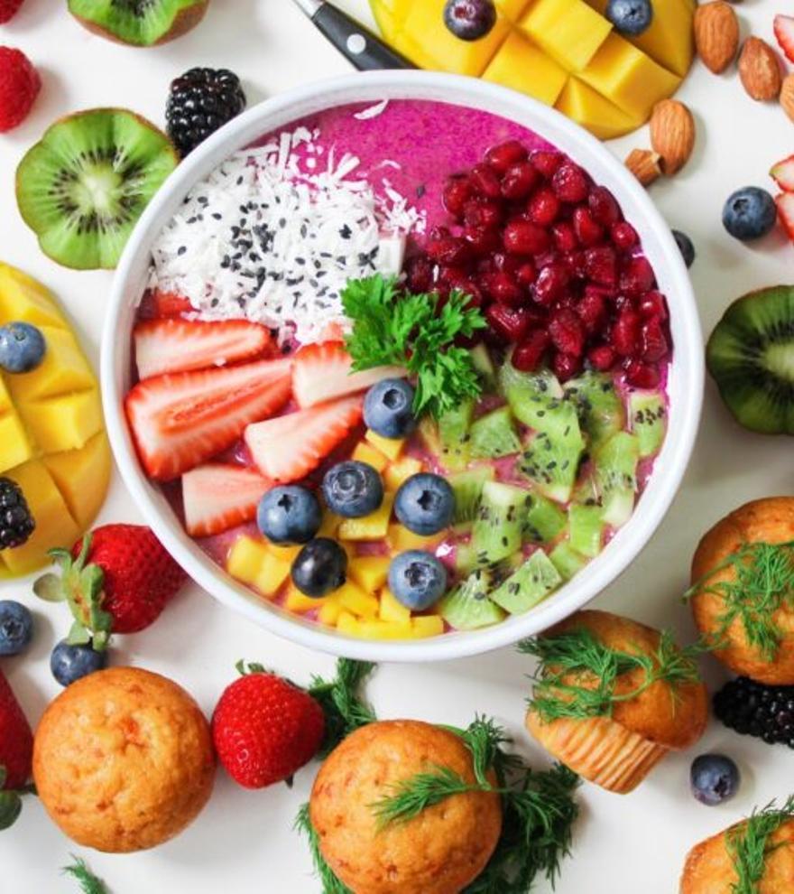 Así es la dieta MIND, capaz de retrasar el envejecimiento del cerebro