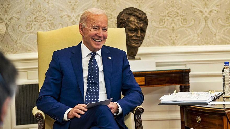 El món dona una nova oportunitat als EUA en la  cimera del  clima de Biden