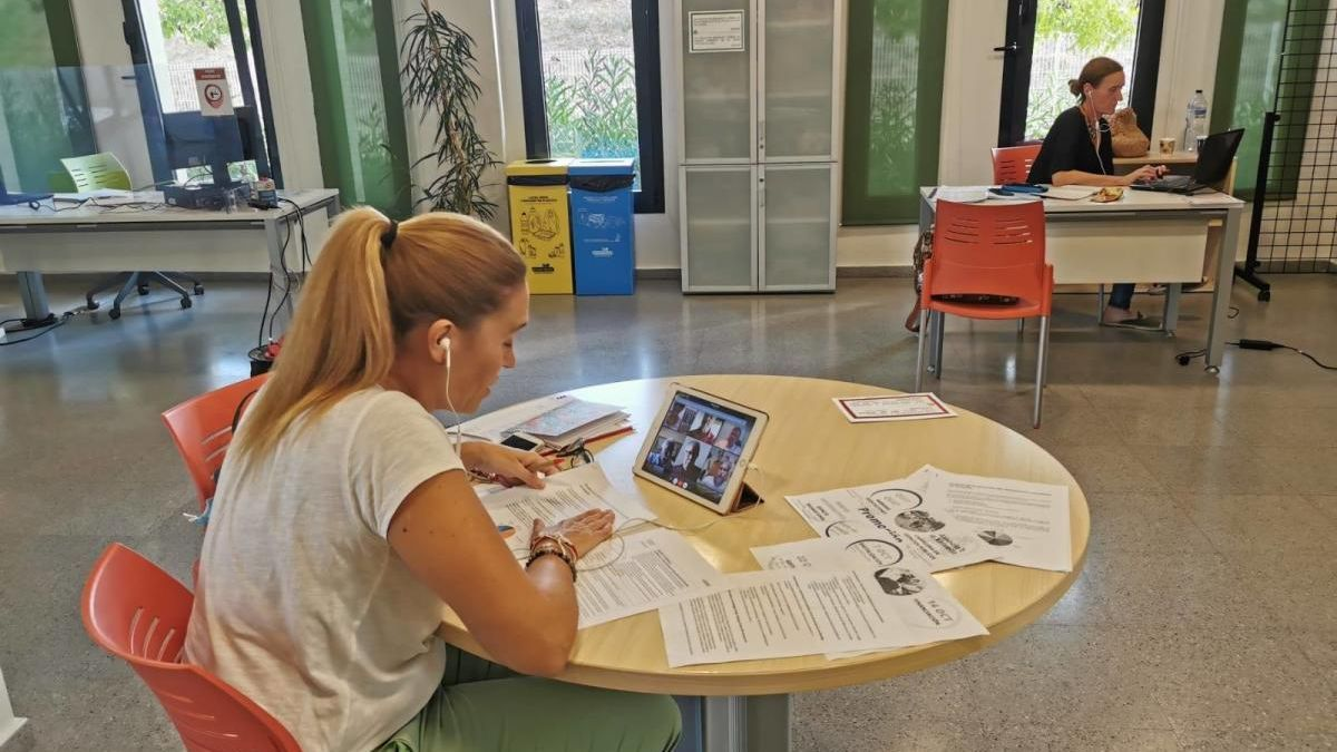 Xirivella impulsa talleres formativos, presencia en redes e interconexiones para impulsar la actividad asociativa
