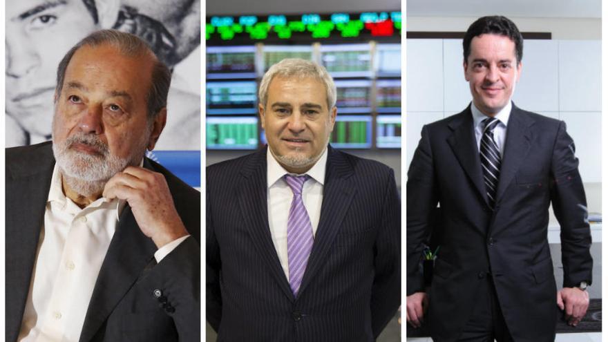 El multimillonario Carlos Slim entra en la heredera de la valenciana Astroc