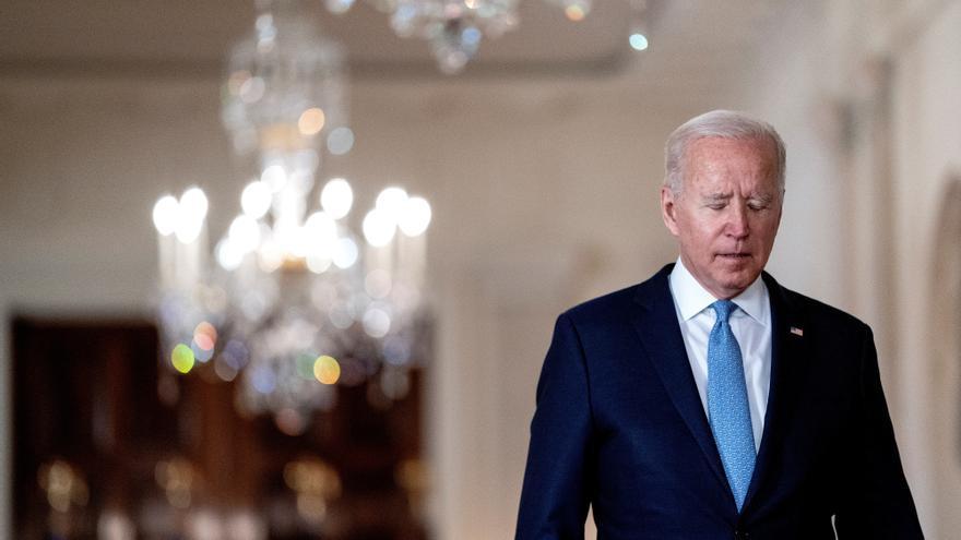 """Joe Biden califica la evacuación de las tropas de Afganistán como un """"éxito extraordinario"""""""