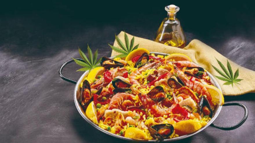 """Zakaria Dris: """"Comí tres platos de paella, estaba buenísima; y me desvanecí"""""""