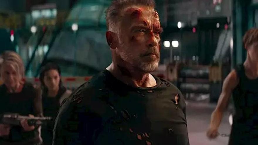 Esta es la razón por la que Terminator está más viejo en 'Destino Oscuro'