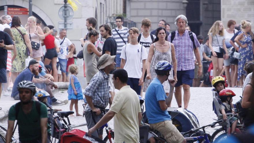 Del turista al «ciutadà temporal»