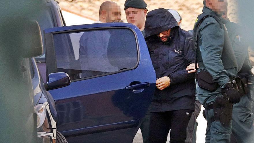 No habrá reconstrucción del crimen de Marta Calvo porque el acusado no colabora