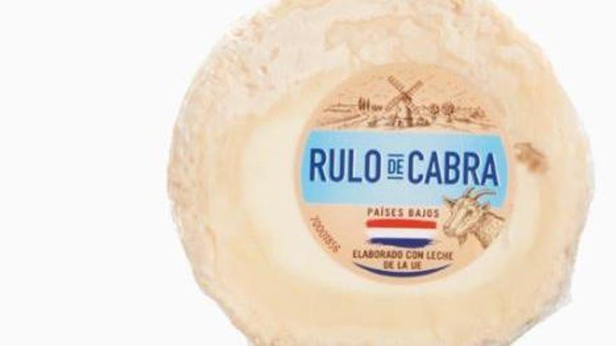 Retiran del mercado un lote de queso de cabra con listeria vendido por Lidl