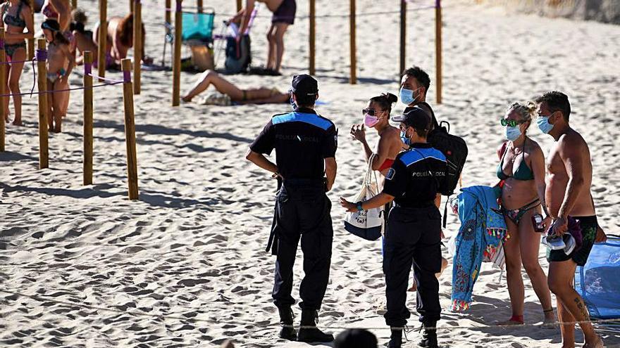 El curso de auxiliar de Policía Local de Sanxenxo recibe 86 inscripciones