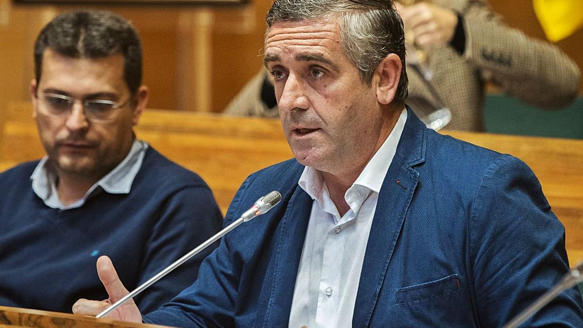 Carlos Gil, alcalde de Benavites. | TORTAJADA