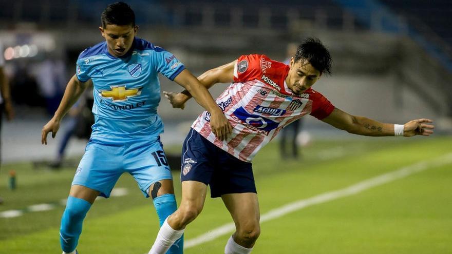 El Bolívar de Granell queda fora de la fase final de la Copa Libertadores