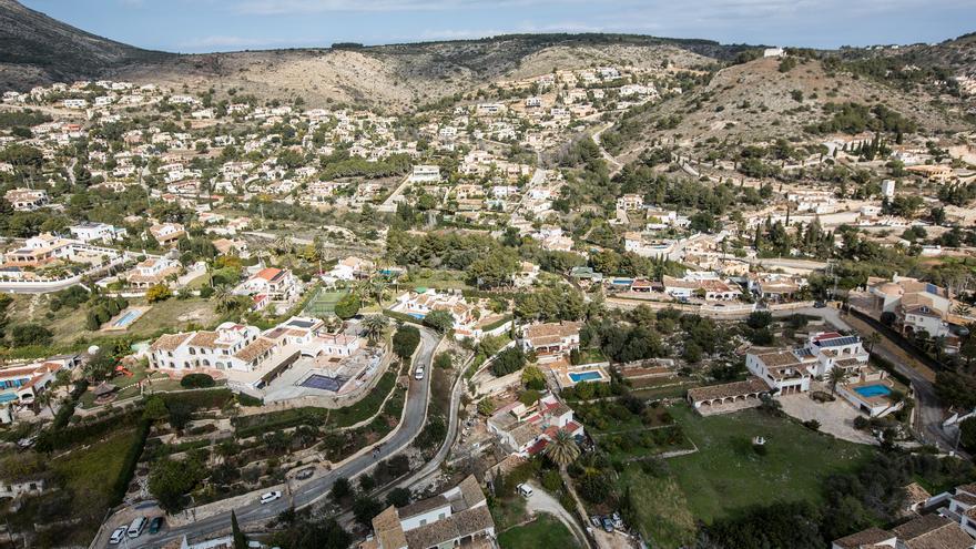 El nuevo colector del Montgó de Xàbia costará 330.000 euros