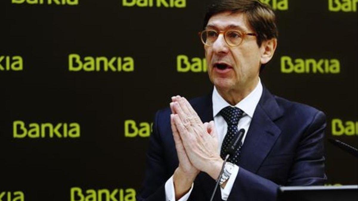 Bankia gana un 57% menos por las provisiones contra la pandemia