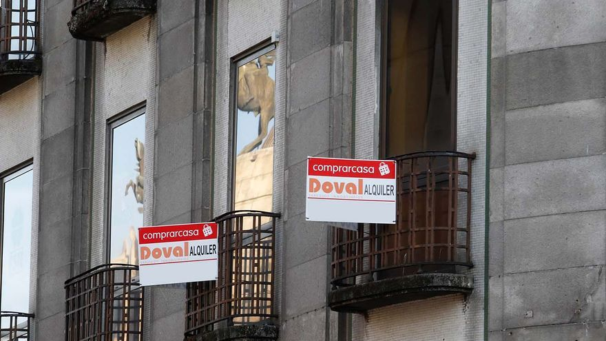 Vigo solo tiene disponibles cincuenta viviendas de alquiler por debajo de 400 euros mensuales